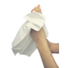 Toallas secamanos 30 x 40 cm. Blanco
