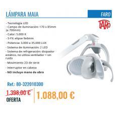 Lámpara Maia